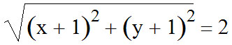 A square root formula